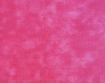 "Bright Bubble Gum Pink Blender 108"" wide back 100% cotton fabric"