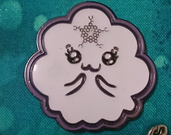 LSD LSP Lumpy Space Princess Hat Pin