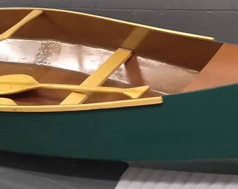 DIY Boat Building Plans for our Peasemarsh 12 Canoe