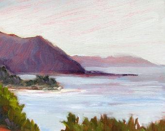 Ocean Print, Ocean canvas prints, ocean art prints,ocean art print, beach decor, beach art print, ocean waves, beach artwork, Carpinteria