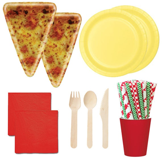 Pizza Party Bash Box