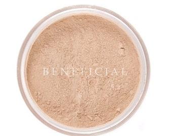 Mineral Foundation | 30g MEDIUM | Natural Makeup | Mineral Makeup | Natural Foundation | Vegan