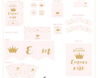 Princess Birthday Collection