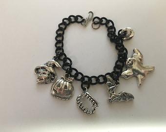 7 inch charm Bracelet for Halloween