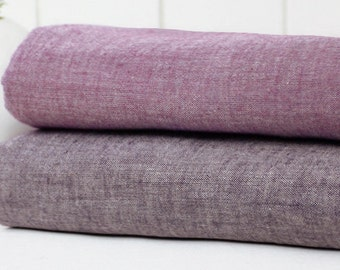 Gauze Fabric in 2 Colors By The Yard