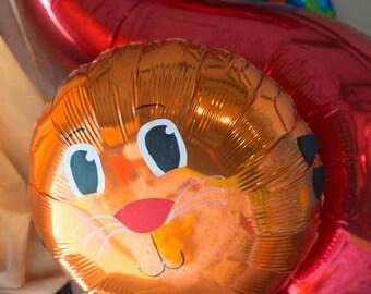 Daniel Tiger inspired Mylar balloon