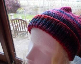 Ladies multi coloured  hat