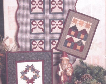 SMALL MAGIC - Collection One Quilt Pattern - Uncut - Q062