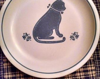 Pfaltzgraft Yorktown  Cat 8 inch Plate
