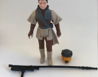 Star Wars Leia in Boushh disguise complete