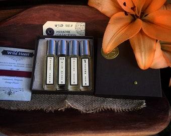 Wild Self Perfume Collection