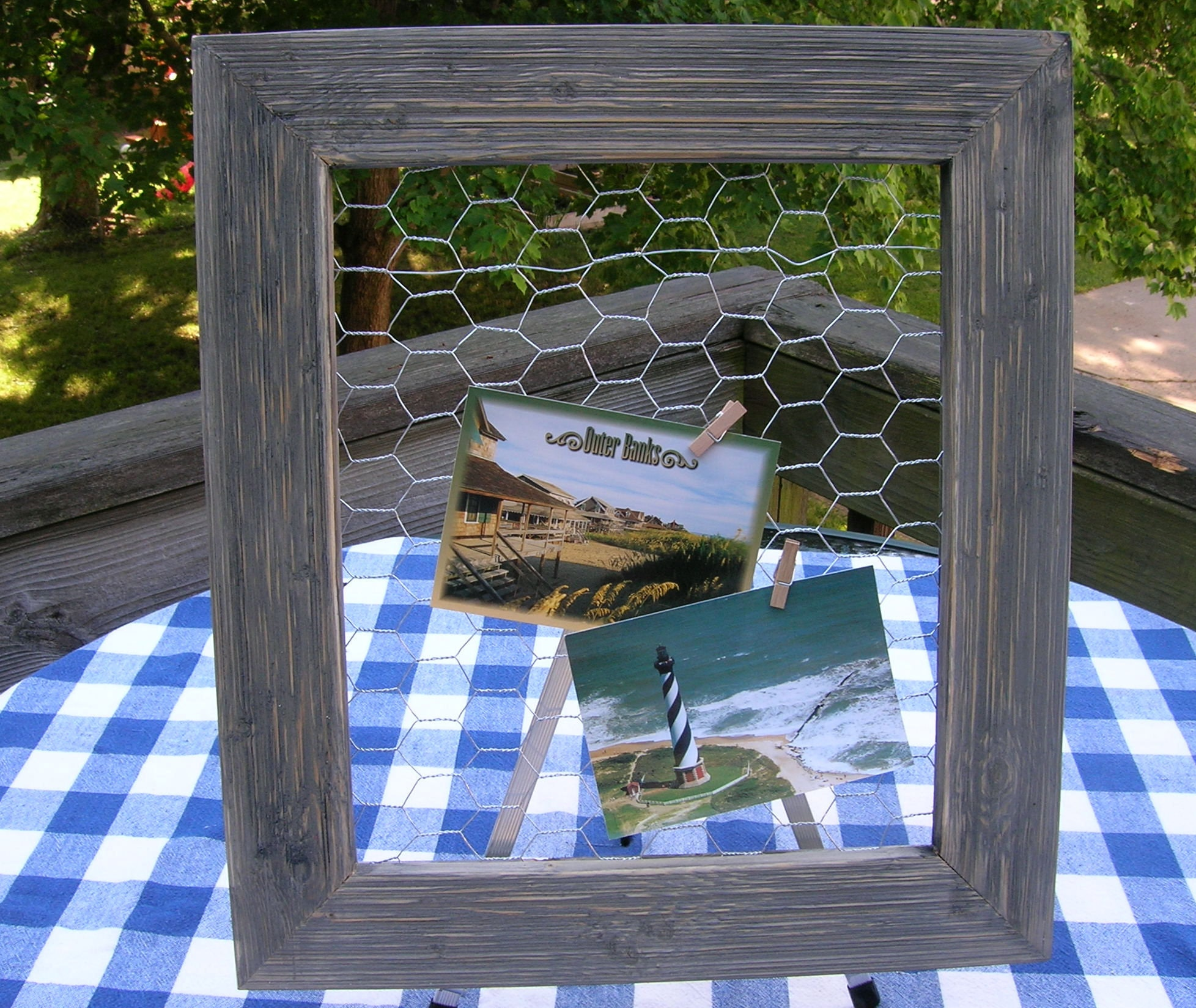 Wonderful Chicken Wire Bulletin Board Ideas - Wiring Standart ...