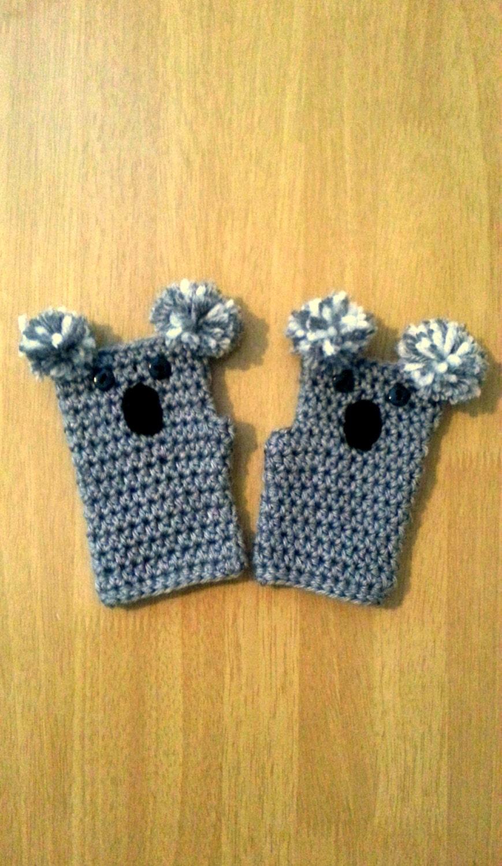 Ungewöhnlich Fingerlose Handschuhe Häkelmuster Kinder Ideen ...