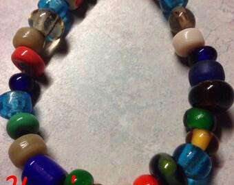 7 1/2 in Viking Style Bracelet