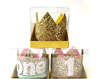 Birthday Crown Keepsake Box Add on