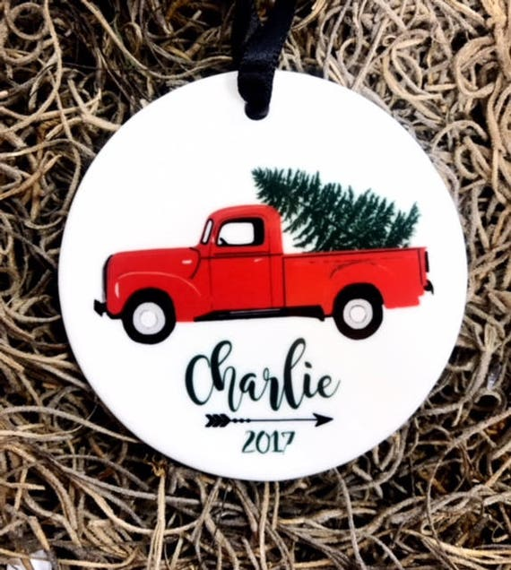 Baptism Ornament Christmas Ornament By Ryellecreations On Etsy: Personalized Christmas Ornament Grandparents Ornament Holiday