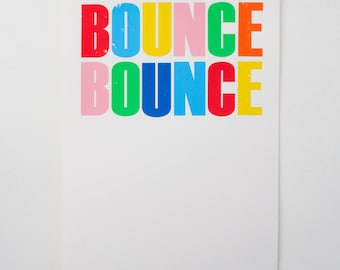 A2 Bounce Bounce (Multi-colour)