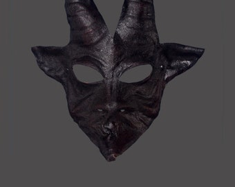 Leather Mask   Leather Demon