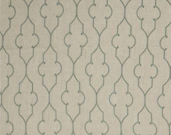 Fabricut Sevenson Turquoise