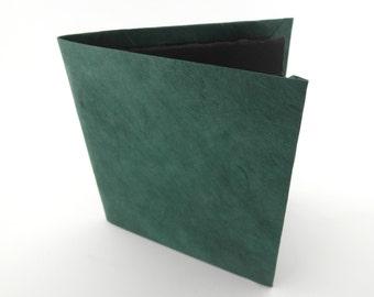 Handmade Sketchbook, Japanese Moriki Kozo Paper Mini Stitched Notebook, Mini Journal, Mini Diary