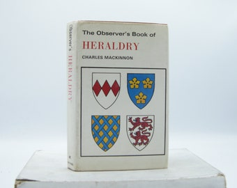 The Observer's Book of Heraldry (Vintage, History)