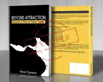 3D Book Cover Design, 3D Book,