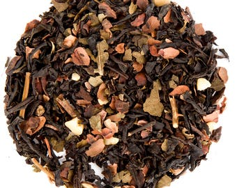 Black Bourbon Praline Tea