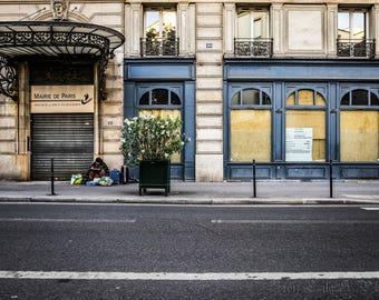 Not Always Perfect in Paris