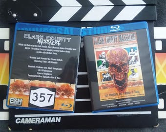 Clark County Massacre Blu ray