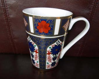 Crown Derby Imari Coffee Mug 1103 Stamp for Date 1978 Best Quality Brand New Never Used