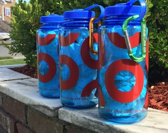 Phish / Fishman Donuts Nalgene / Water Bottle