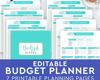 home budget planners