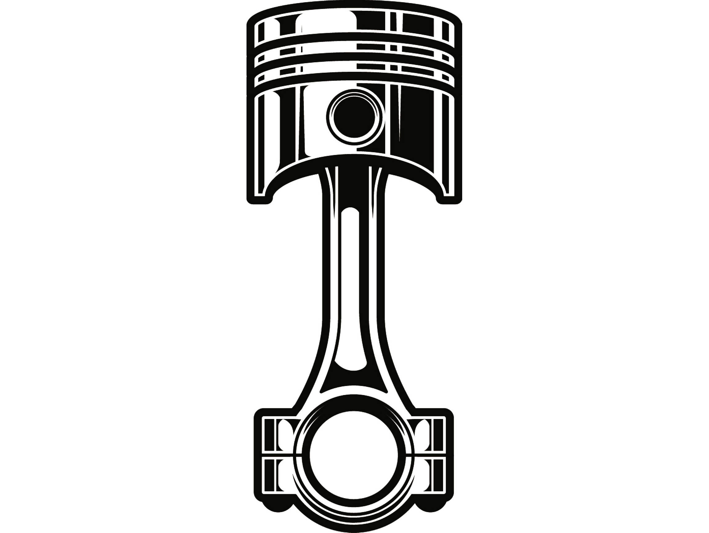 piston 6 chrome engine car vehicle auto part cylinder biker paypal verified logo vector paypal logo vector file