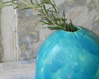 Turquoise ball