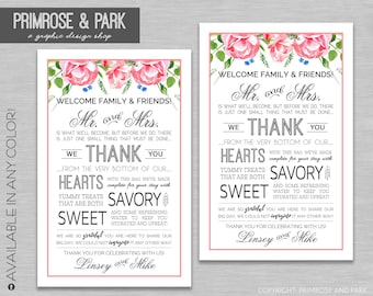 Wedding Welcome Letters • Wedding Welcome Note • Wedding Welcome Bags • Wedding Weekend Bag