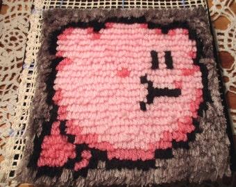 Kirby Latch Hook Rug