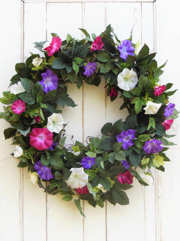 door fleurs winter brixham christmas torquay wreaths florist holiday paignton les wreath modern natual