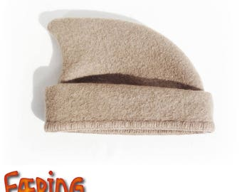 Woollen roll-down cap wool hat - Live Action Role Play