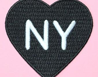 ny heart patch