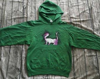 Vintage MARK GONZALES Skateboard Collection SMALL Hoodie Gonzo Sweatshirts