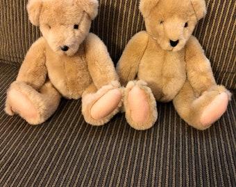 Fluffy Vanderbear. By North American Bear company.