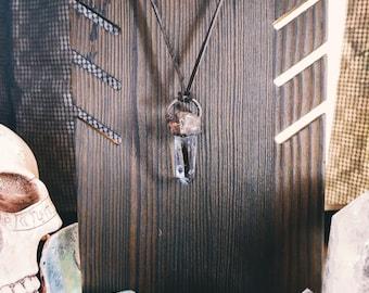 Vera Cruz Amethyst Pendant