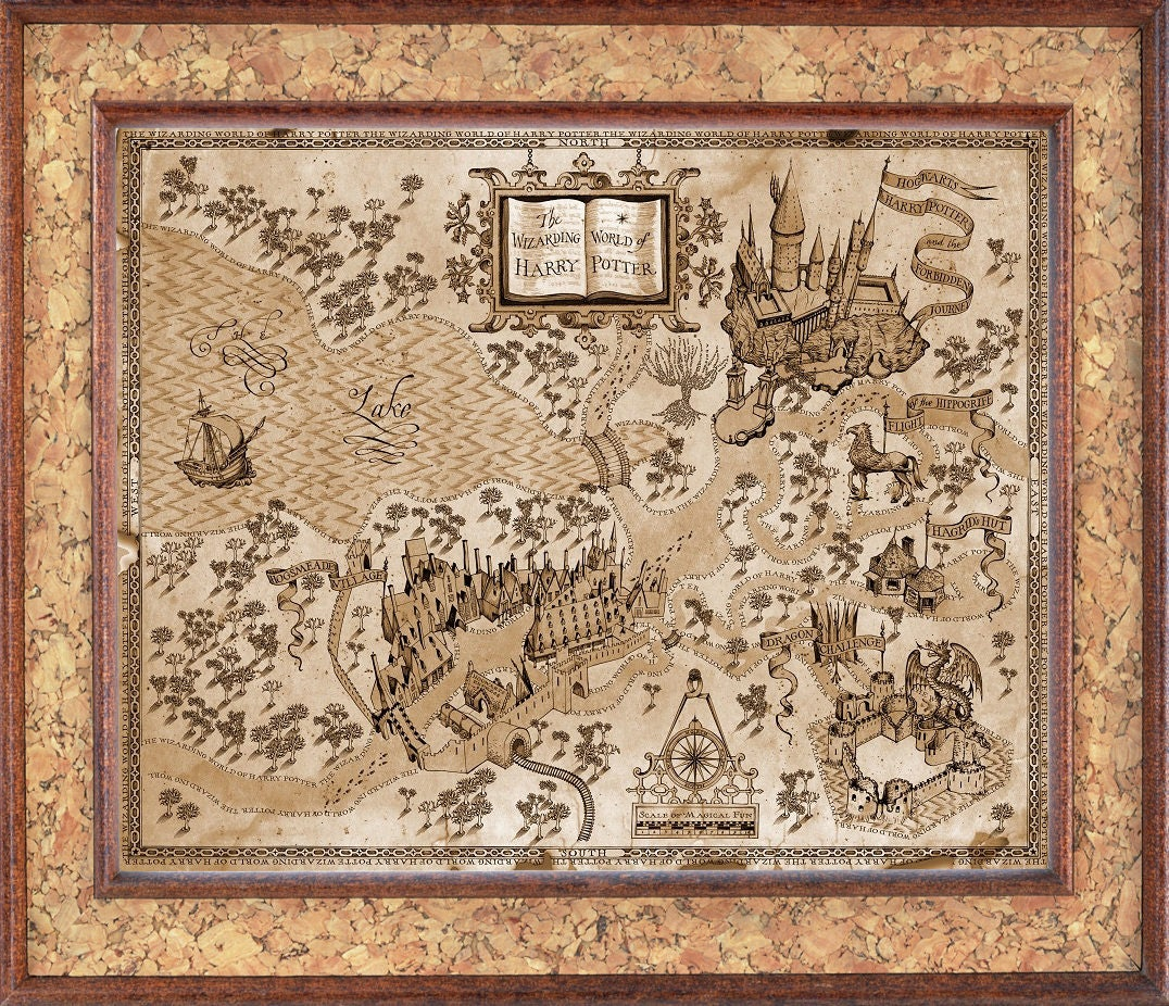 Simple Wallpaper Harry Potter Map - il_fullxfull  Best Photo Reference_366320.jpg?version\u003d0