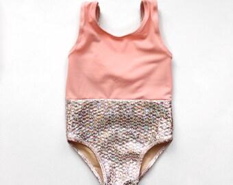 Mermaid Leotard & Swimsuit