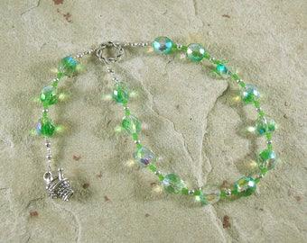 Tellus Pocket Prayer Beads: Roman Earth Goddess, Mother Earth