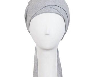 Chemo Head Wrap | Cancer Head Wrap | Chemo Headwear | Hair Loss Scarf | Cancer Scarf | Alopecia Wrap | Turban Ties Wrap| Cotton | Women