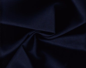 By The Yard (BTY) Majilite Upholstery Fabric NovaSuede Faux Suede Newport Blue (BO)