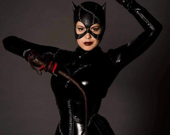 Catwoman Corset