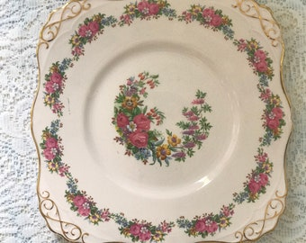 Tuscan Cake Plate