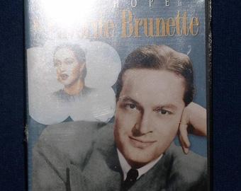 My Favorite Brunette DVD Movie 1947 - Bob Hope - Dorothy Lamour - Peter Lorre - Lon Chaney Jr.